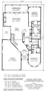 plan no 2854 1005
