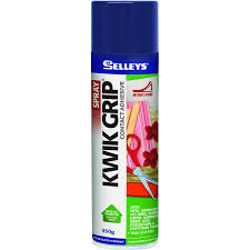 Spray Paint Bunnings - selleys kwik grip 350g spray contact adhesive bunnings warehouse
