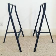 ikea lerberg trestle table desk legs in brighton east sussex