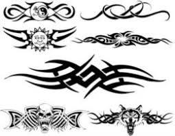 29 solid wristband tattoos designs best 25 tribal wrist tattoos