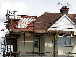 Hipped Roof Loft Conversion A Semi Detached House Having A Hip To Gable And Rear Flat Roof