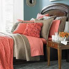 Coral And Teal Bedding Sets Coral And Teal Comforter Set Peiranos Fences Find Great Coral