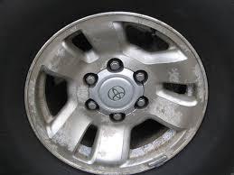 official wheel paint thread toyota 4runner forum largest