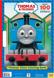 thomas u0027 giant coloring book thomas tank engine wikia