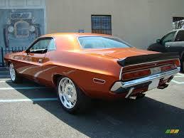 Dodge Challenger Colors - dodge copper orange metallic orange colors we u003c3 pinterest