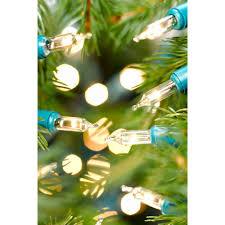 noma 40 classic mini christmas lights clear green cable 418gc