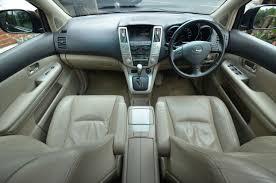 lexus rx 400h size second hand lexus rx 400h 3 3 executive limited edition 5dr cvt