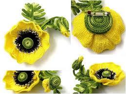 Crochet Designs Flowers Crochet Flower Patterns And Designs For Beginners Crochet