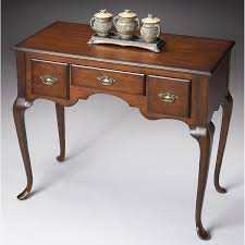 queen anne entry table queen anne style sofa table queen anne console table top images