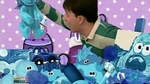 blue u0027s clues 01x12 blue wants to play a game video dailymotion
