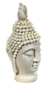 tibet buddha bust meditating peace harmony statue u003e additional