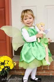 Diy Girls Halloween Costumes Diy Toddler Tinker Bell Costume Hair Tinker Bell Costume