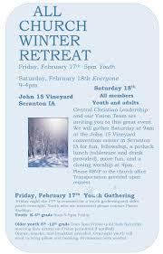 all church retreat central christian church