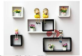 Wall Decor Shelves Ideas