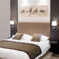 lit de chambre tête de lit pour chambre d hôtel charme collinet