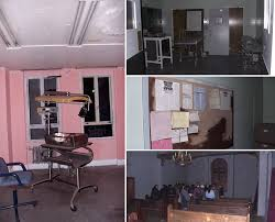 creepy abandoned haunted hospital soon house senior citizens