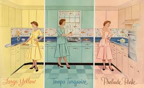 retro colors 1950s top tips for creating a retro 1950s style kitchen design hot doors