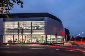 porsche headquarters stuttgart new porsche centre west london demonstrates intelligent