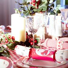 Country Homes And Interiors Country Christmas Table Ideas Ideal Home
