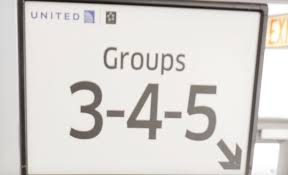 United Bag Check Fee How To Avoid Boarding Group 5 On United Airlines And Possibly A