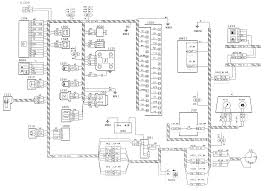 peugeot alarm wiring diagram wiring diagram weick