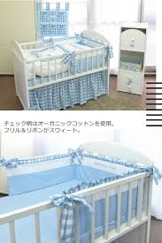Baby Crib Bed Sweet Rakuten Global Market Designers Guild Of Japan Made