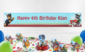 boys birthday custom birthday banners party banners party city