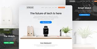 landing page templates for blogger proland v1 4 3 wordpress product landing page theme themes24x7