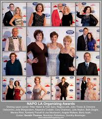 professional organizers in good company napo la awards