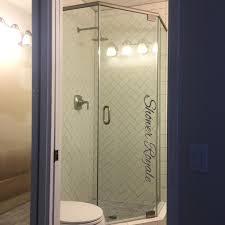 Non Glass Shower Doors Shower Royale Neo Angle Shower Doors