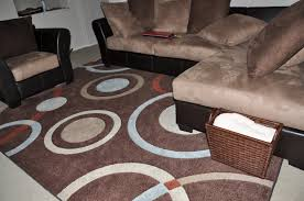 flooring elegant brown lowes rug for elegant living room rug design appealing brown lowes rug with elegant sectional sofa and wicker hamper for elegant living room design