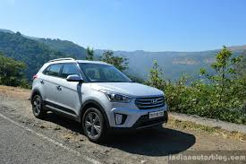 lexus suv in south africa hyundai creta launches in south africa at zar 319 900