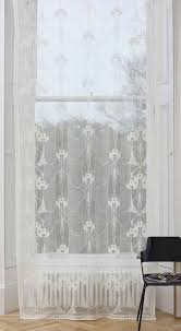 lace panels cotton nottingham style rennie