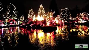 Vandusen Botanical Garden Lights Festival Of Lights Vandusen Botanical Garden Vancouver