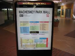 Michigan City Outlet Mall Map by Machesney Park Mall Machesney Park Illinois Labelscar