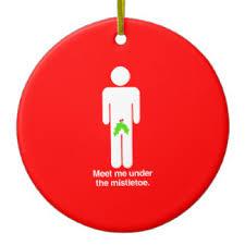 meet me the mistletoe ornaments keepsake ornaments zazzle