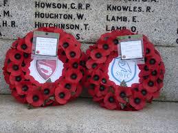 remembrance day armistice day morecambe u0026 heysham branch the