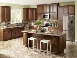 glass top kitchen island classic french kitchen design brown dining chairs wonderful white