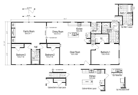 the sheridan manufactured home floor plan or modular floor plans