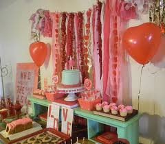 Valentine S Day Themed Party Decorating Ideas by Valentine U0027s Day