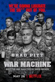 war machine film wikipedia