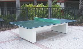 outdoor table tennis dining table raytech outdoor covers and accessories