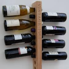 wooden wine racks wall mounted personalised u0026 engraved hand