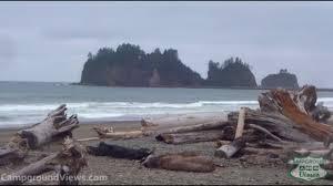 Quileute Oceanside Resort La Push Washington WA CampgroundViews