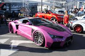 girly cars 2016 top 10 worst ugly and tacky cars from sema 2015 autoguide com news