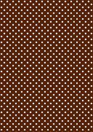 black and orange polka dot halloween background free printable polka dot pattern paper chocolate brown and