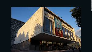 Most Beautiful Theaters In The Usa 10 Coolest Movie Theaters In The World Cnn Travel