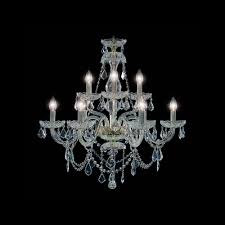 Swarovski Crystal Home Decor Inspirations Beautiful Light Of Swarovski Chandelier For Home