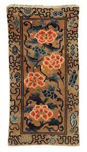 tappeti tibetani tappeto tibetano inizio xix secolo antiquariato e dipinti
