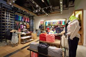 Westfield London Floor Plan Exclusive First Look American Eagle U0027s Debut Uk Store News Drapers